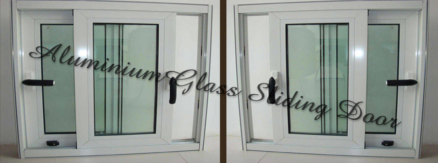 aluminium glass Frame sliding door