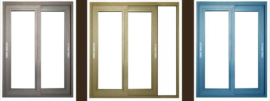 Mahavir aluminium glass frame sliding doors