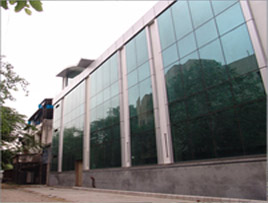 Mahavir Aluminium Structural Glazing Composite Panel
